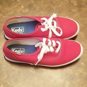 Keds Shoes - Red Keds